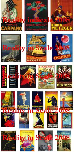 Enamel Advertising Signs - Italy