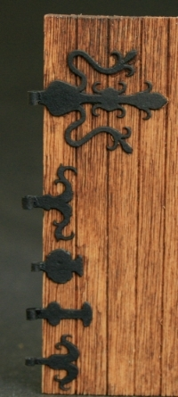 Door Hinges, 7 different types
