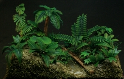 GL066 Jungle Plants Set 4