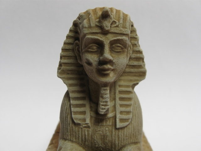 Small Sphinx Statue