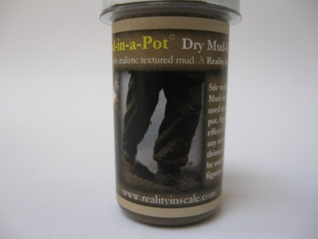 Dry Mud - Dark Brown