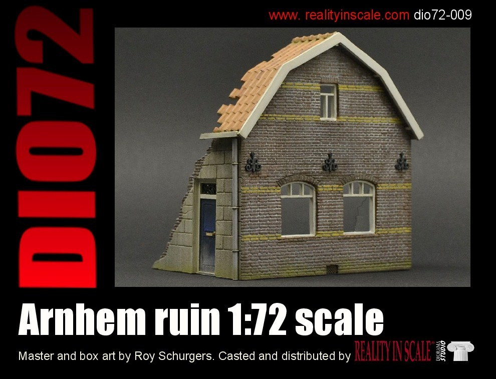 Ruined Arnhem House