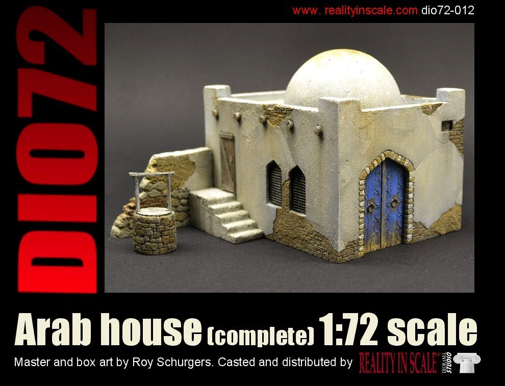 Full Arab House