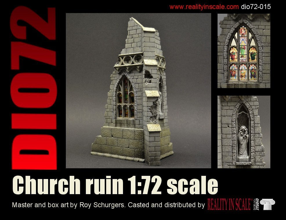 Ruined Gothic Church