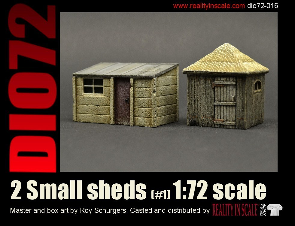Small Sheds 1