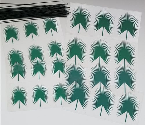 Palm Leaves - Type 3